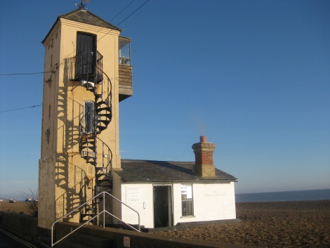 The Venues, 2 - The Aldeburgh Beach Lookout