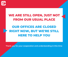 Closed Office