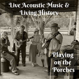 Playing on the Porches - September 19th, 2020