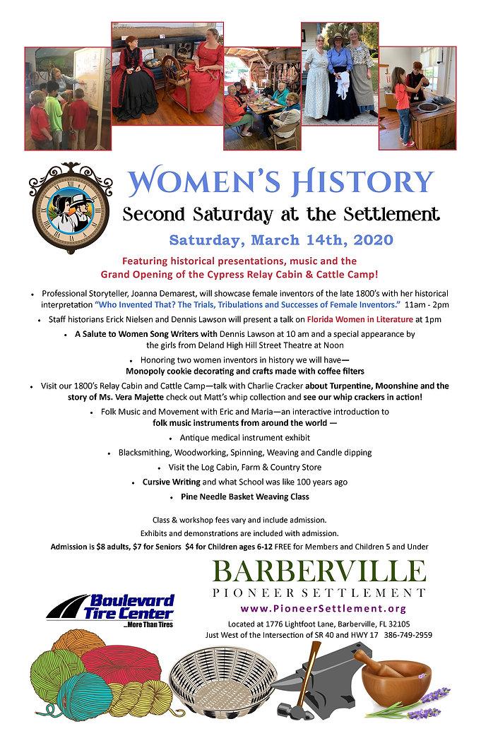 Second Saturdays Flyer March 2020.jpg