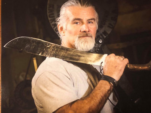 """Forged in Fire"" Champion to Demonstrate at the Settlement on September 7th"