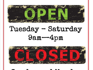 Change in operating hours