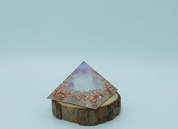 現貨 : 八面Orgonite能量塔 - 愛 • 和平
