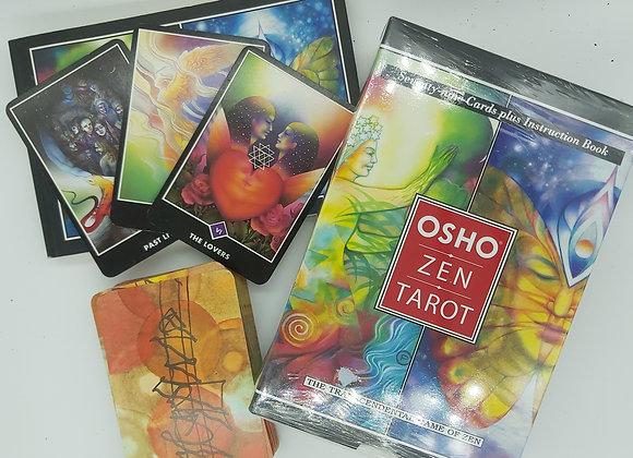奧修禪卡 Osho Tarot