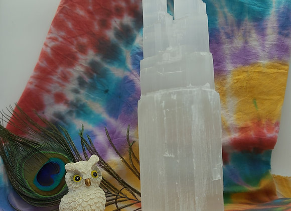 透石膏雙子塔