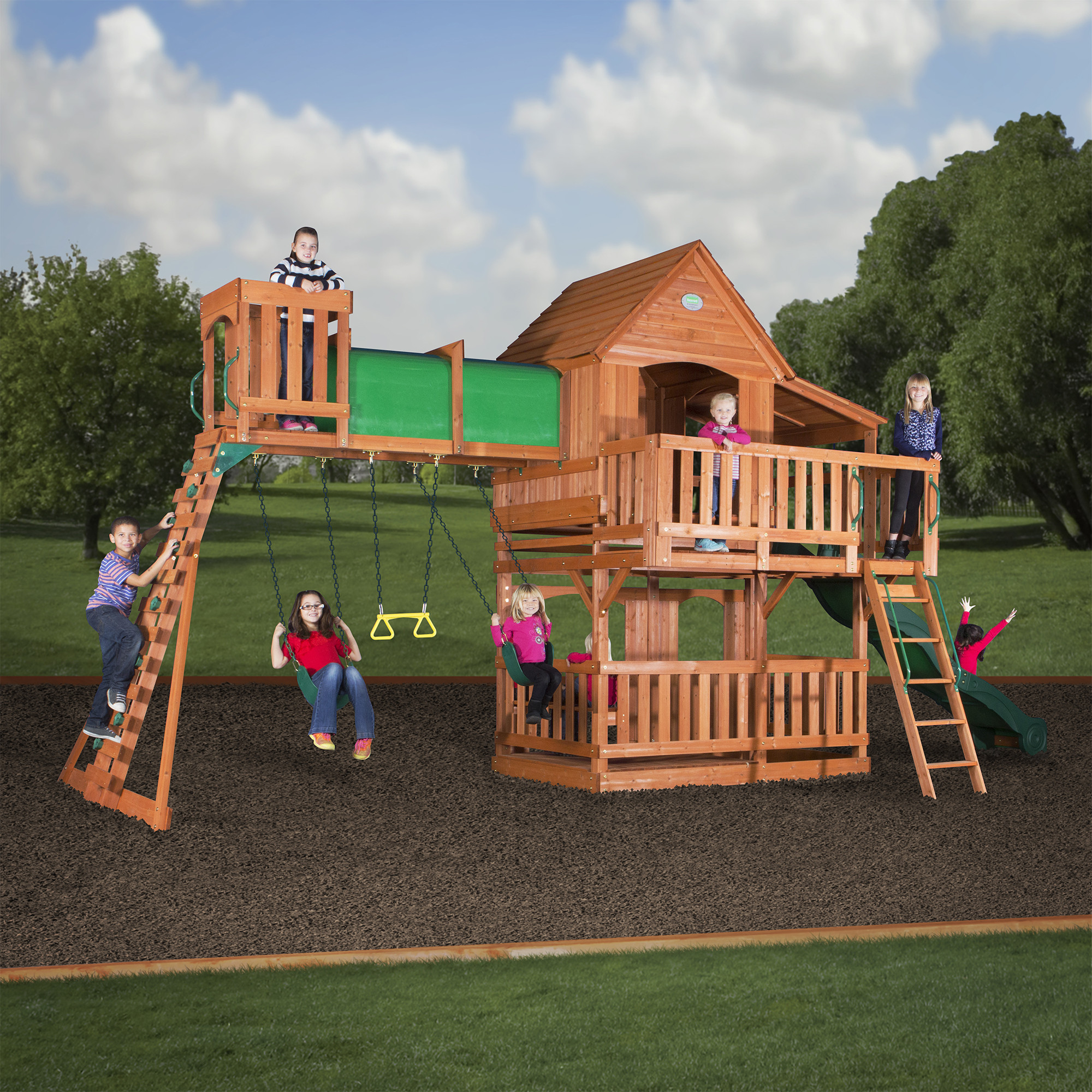 Woodbridge 2 Playset