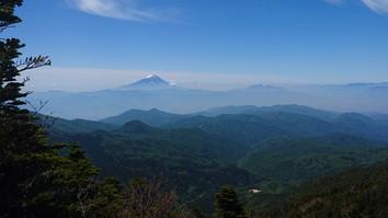 絶景 見事な富士山