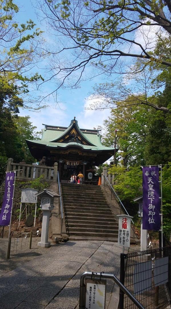 藤沢・白幡神社