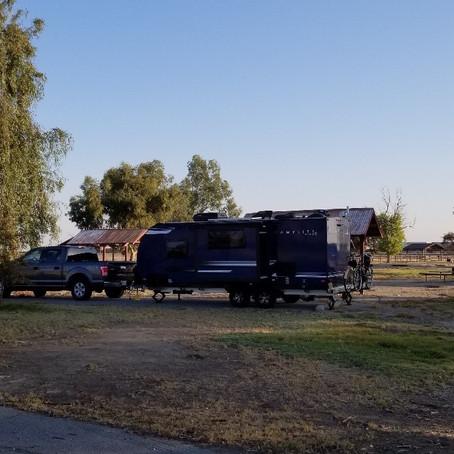 Colonel Allensworth State Historic Park - A hidden Gem in California