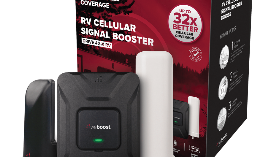 Wilson Weboost 4G-X RV Review: The ONLY device you need to stay connected
