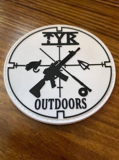TYR Outdoors Patch