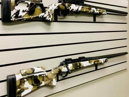 Bolt Guns Catching Fire