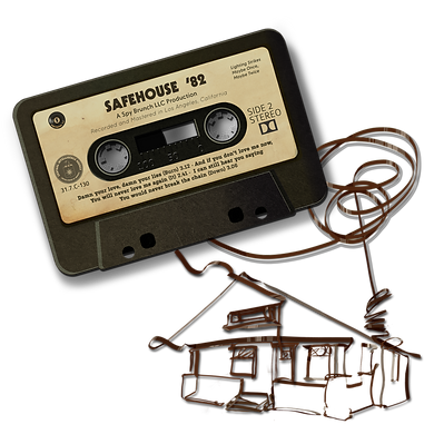 Safehouse 82 logo FINAL Tape and Ribbon