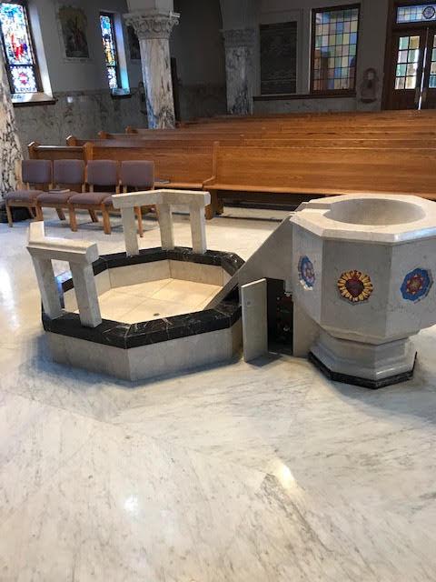 Baptismal Font5