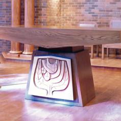 custom wood altar.jpg