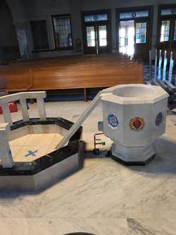 Baptismal Font2