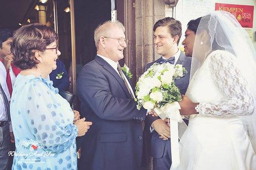 专业婚礼录影 Professional Actual Wedding Day/ Night Videography