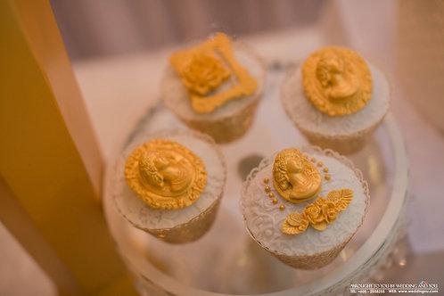 Royal Gold In Dessert
