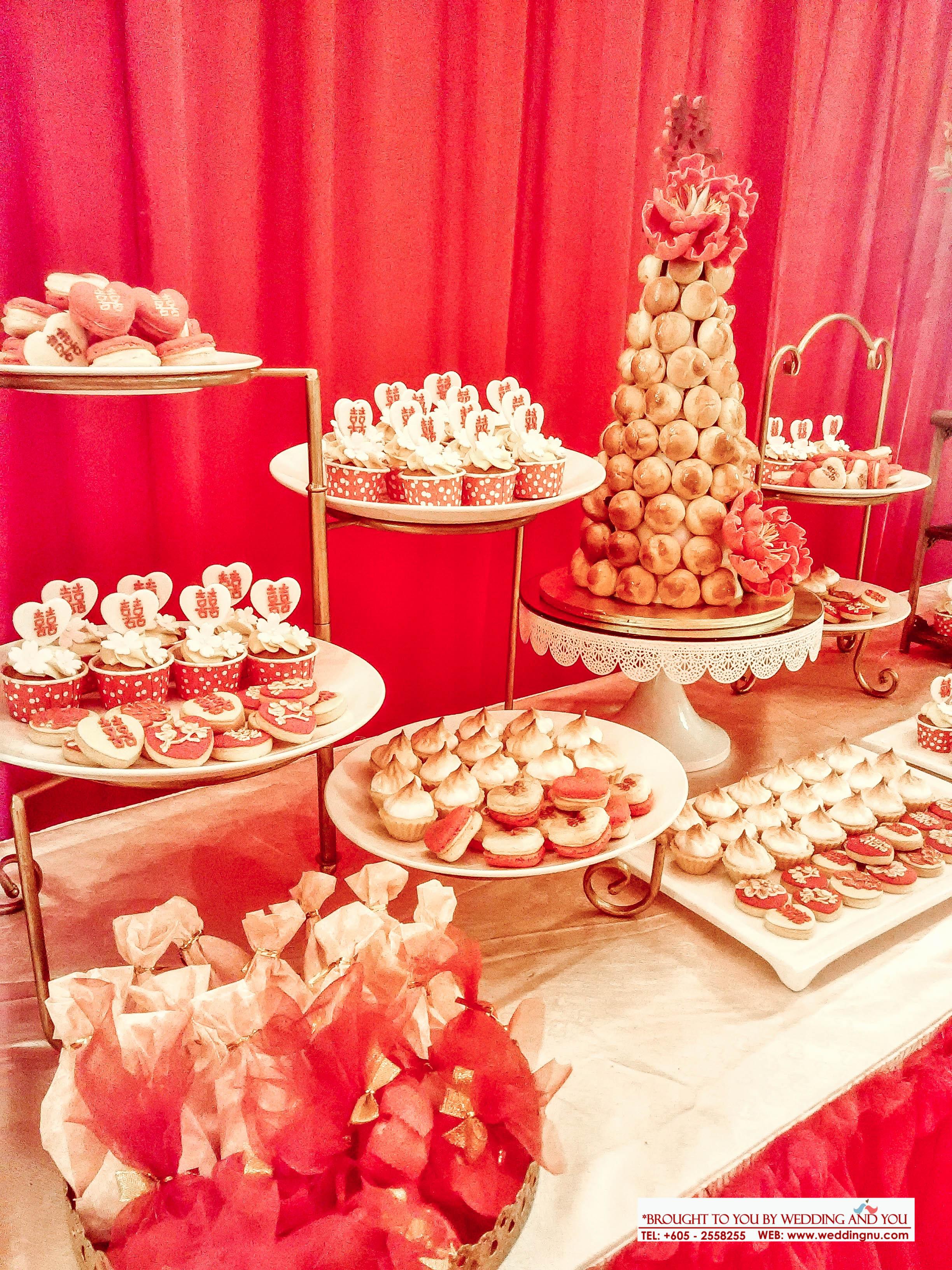 Chinese Oriental Desserts