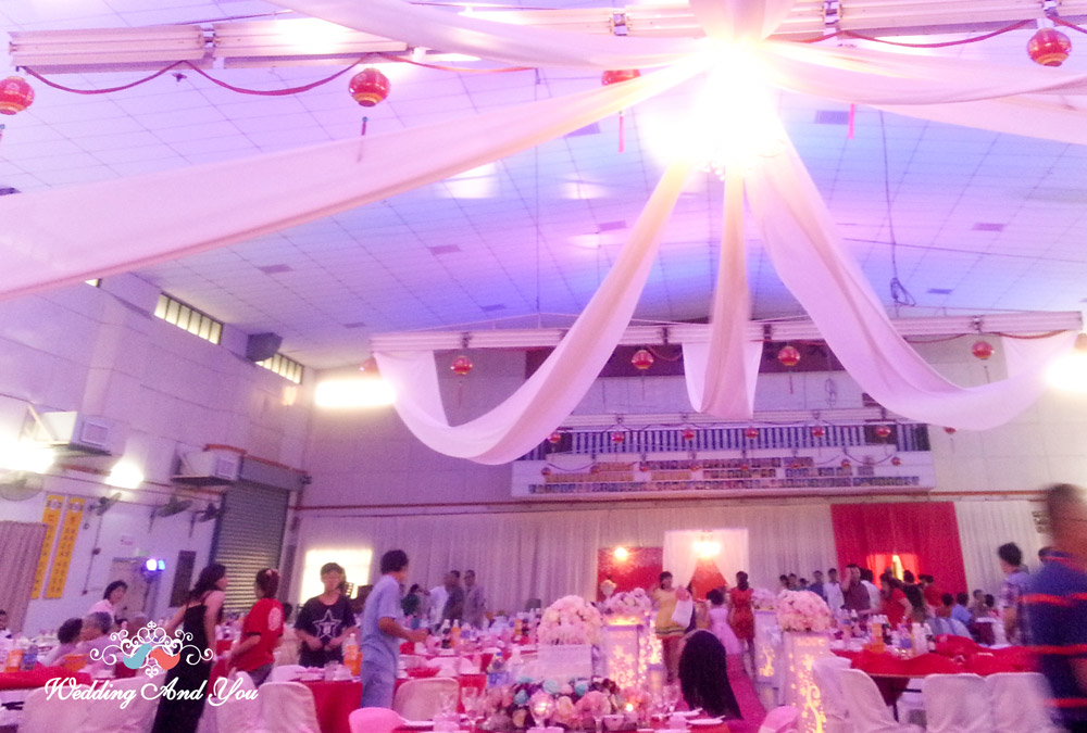 CEILING & CANOPY DECORATION