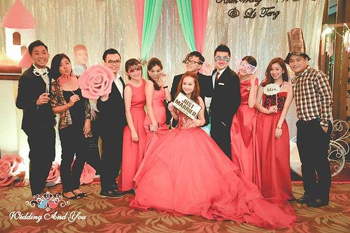 专业婚礼摄影,跟拍 Professional Actual Wedding Day/ Night Photography