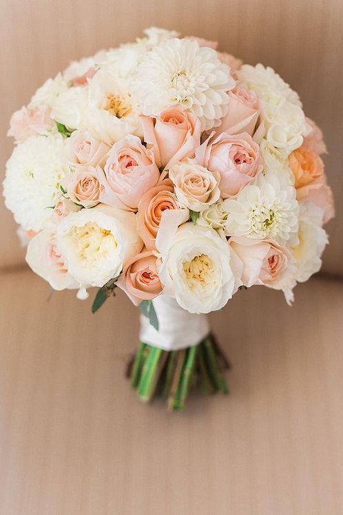 精美手捧花设计 Lovely Bridal Bouquet-c