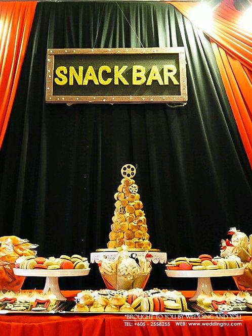 Dessert Bar, Special Theme Design