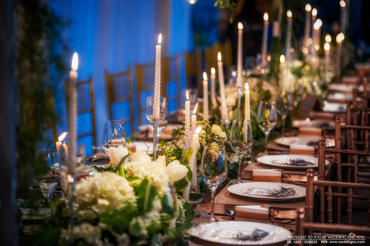 CENTERPIECE LONG TABLE
