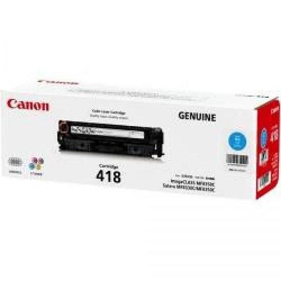 Canon CART 418C (2.9k pgs) Consumables