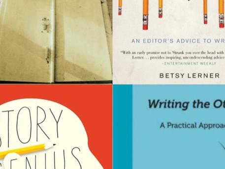 My Favorite Writing Advice Books