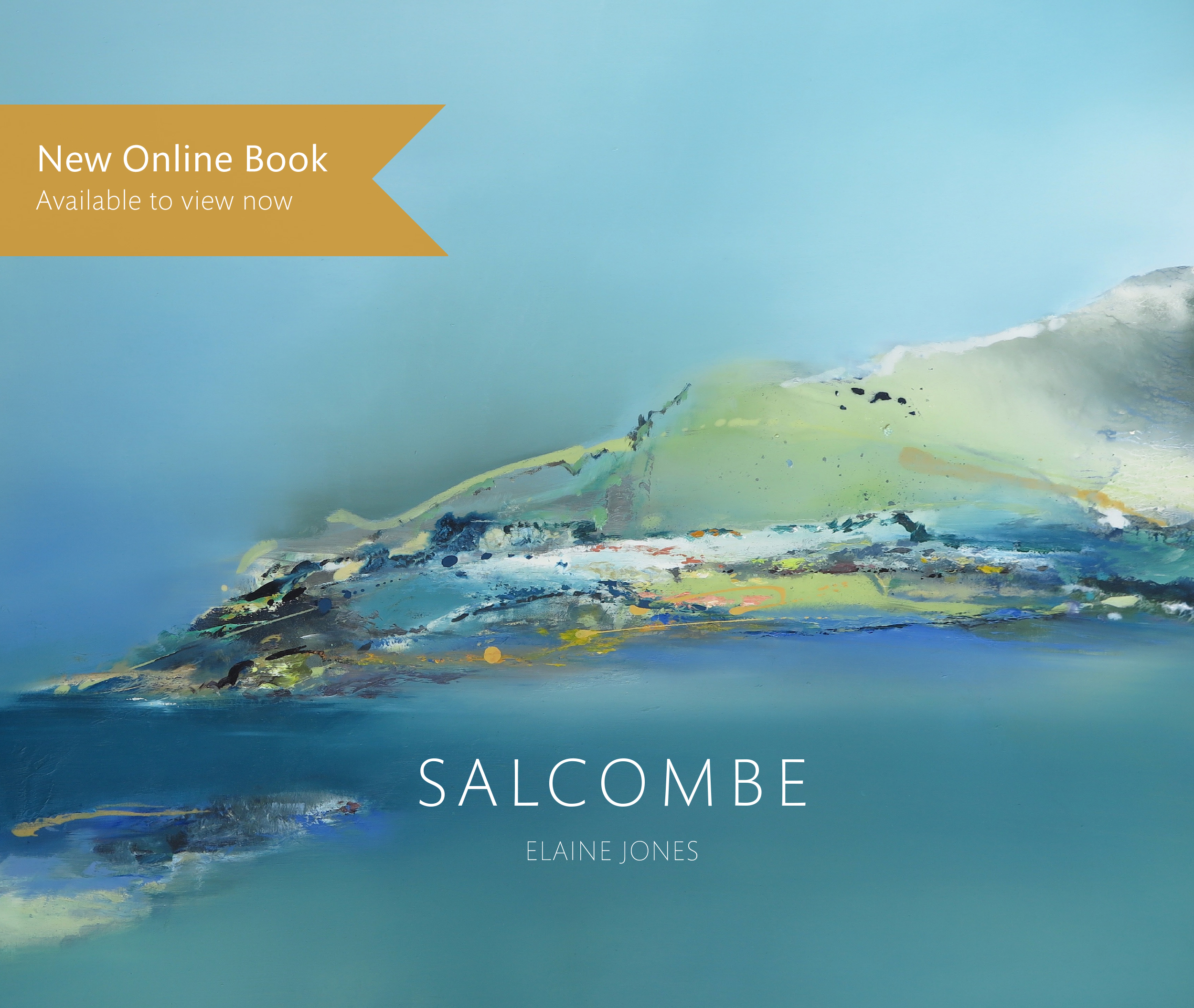 New Online Book - Salcombe, Elaine Jones