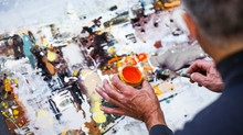 Borderline of Abstraction | Andrew Hood