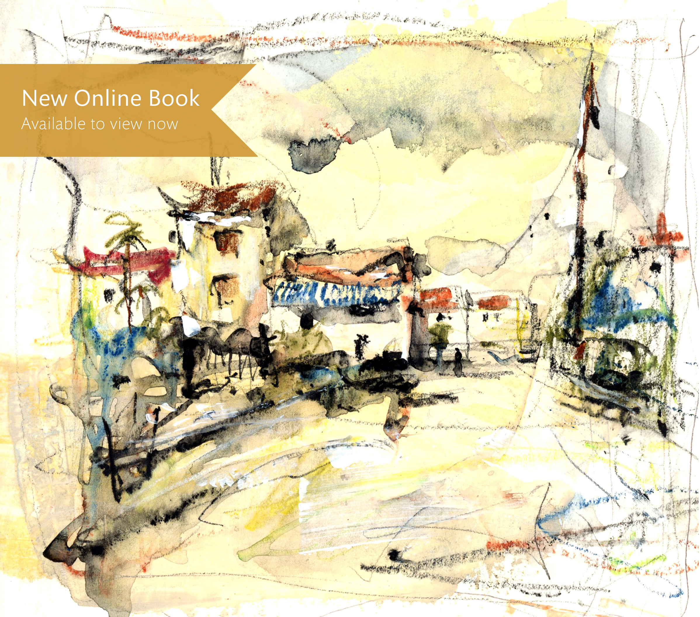 New Online Book - Sketches of Europe and Beyond, Andrew Hood