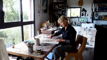 A Studio in Provence | Catherine Monmarson