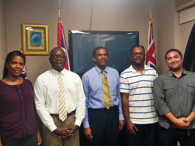 NGO TO PILOT VIRTUAL REALITY IN DISASTER RECOVERY & RESILIENCE FOR THE BRITISH VIRGIN ISLANDS