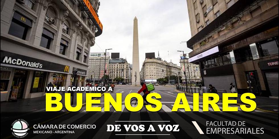 Viaje Académico a Argentina 2021