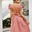 Thumbnail: Vestido de espalda abierta