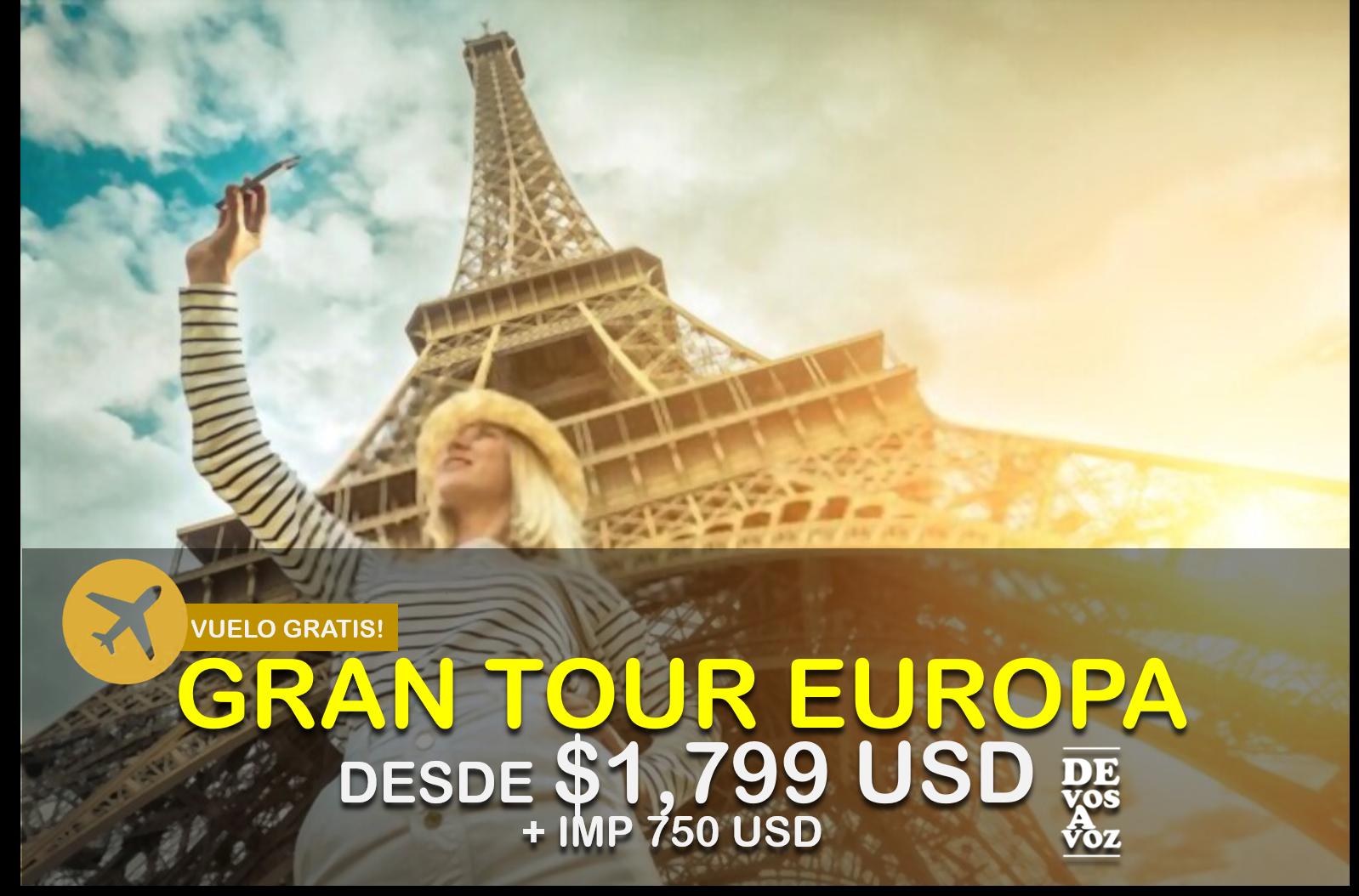 EUROPA GRAN TOUR