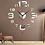 Thumbnail: Reloj De Pared De Espejo 1 Pieza 40 cm x 40 cm