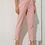 Thumbnail: Pantalones zanahoria de cintura alta