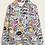 Thumbnail: Sudadera hombre estampado  diseñador