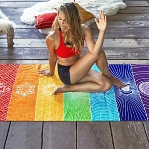 Tapete Yoga 🧘🏻♀️- delgado