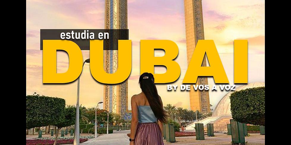 Estudia en Dubai / Sesión informativa