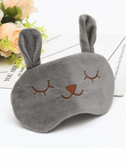 Antifaz Con Forma De Conejo