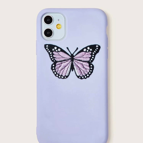 Funda IPhone mariposa 🦋