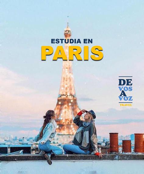 Estudia en Paris