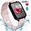 Thumbnail: Reloj Inteligente Bluetooth para Android y iOS Móvil
