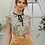 Thumbnail: Blusa con estampado floral