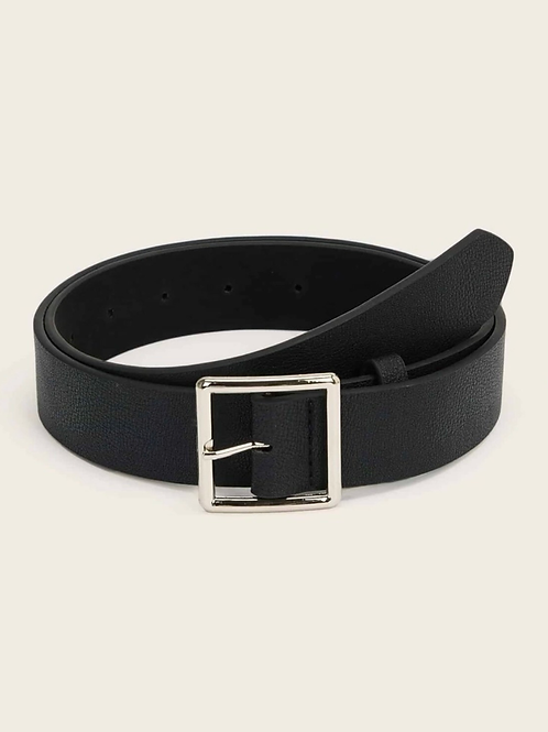 Cinturón para hombre negro