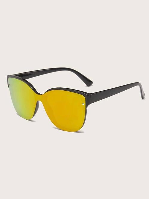 Gafas de sol para hombre - amarillas